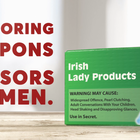 TBWA\Dublin Responds to Tampax's Banned 'Tampons & Tea' Ad with Parody Campaign
