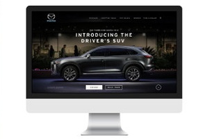 Mazda Launches Redesigned Website