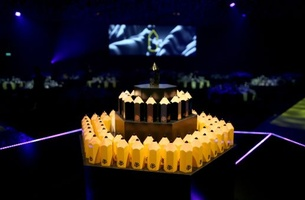 D&AD 2016 Awards Two Black Pencils and Three White Pencils