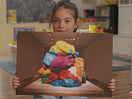 Uproar! and DDB New York Help Develop Seven Year Old Kristie's Play-Doh Auction to Help Children in Need