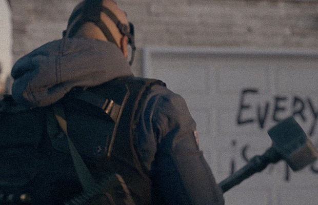 A Man Recalls All of His Previous Deaths in Rainbow 6 SIEGE Trailer