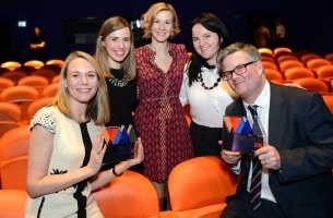 London & Partners Wins Top Prize at Inaugural World Media Awards 2016