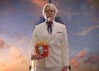 KFC France Introduces Colonel Sanders