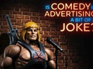 Is Comedy in Advertising a Bit of a Joke?