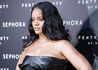 Rihanna and Sephora Storm Italy with Fully Immersive Extravaganza