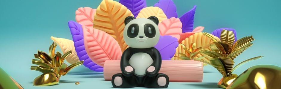 Mr. Kat & Friends Presents: 'The Enlightenment of Cosmic Panda'