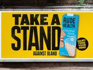 Rude Health Speaks to the Masses with First Advertising Campaign by BMB