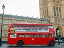 Burger King Tells a Whopper Outside the UK Parliament
