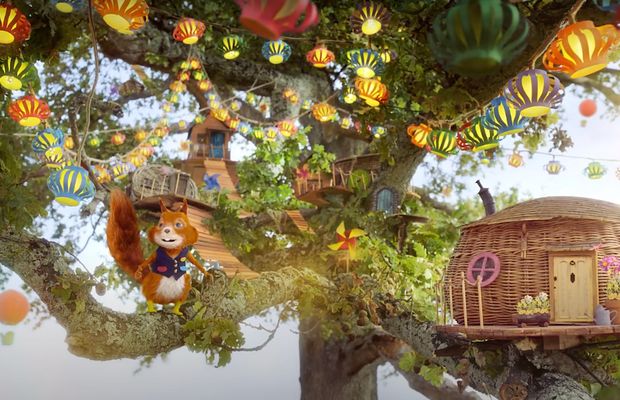 Unbox Imagination: The Making of Smarties First Campaign in 10 Years