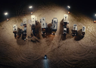 RVs Orchestrate the Addam's Family Theme in Go RVing Spot from JOJX