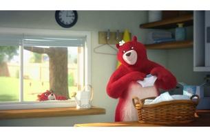 3D Charmin Bears 'Enjoy the Go'