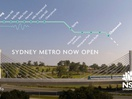 Transport for NSW Celebrates Launch of New Sydney Metro