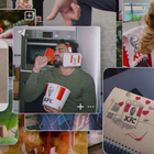 The Colonel Shares the Love with Crazy KFC Fans for Finger Lickin' Good Spot