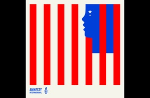 Amnesty Ad Pairs Noma Bar Illustration with Live Recordings from Children's Detention Camps