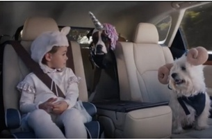 Third Row is the Charm in All-New Lexus RX Campaign by Team One