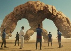 Glitchy Ninjas and Glass Wolves Attack in Epic New Pepsi Arabia Spot