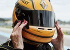 Female Rally Driver Sets Record for The Oldest Person Ever to Drive Renault F1 Car