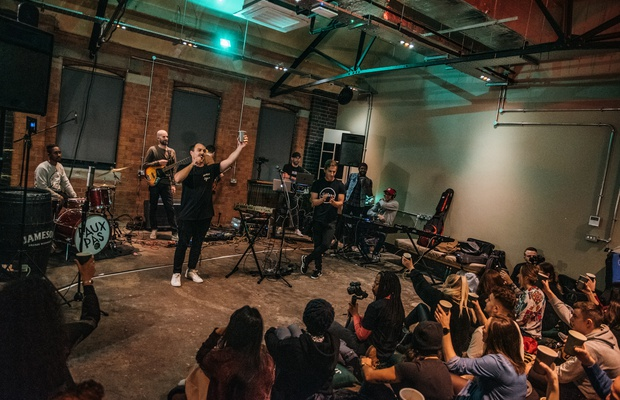 Jameson Irish Whiskey Launches Intimate Gig Series in Partnership with Sofar Sounds