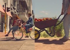 Global Strongbow Campaign Introduces Peaceful Orchards to Bustling City Life