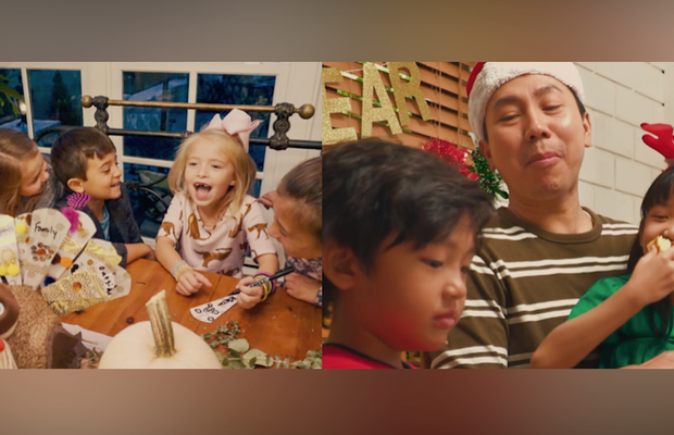 Honey Baked Ham Brings Home the Holidays with Wholesome Christmas Campaign