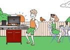 Summer's On: Flipping Burgers with Homebase and Damien Weighill