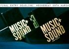 Music+Sound Awards Announces Final Entry Deadline
