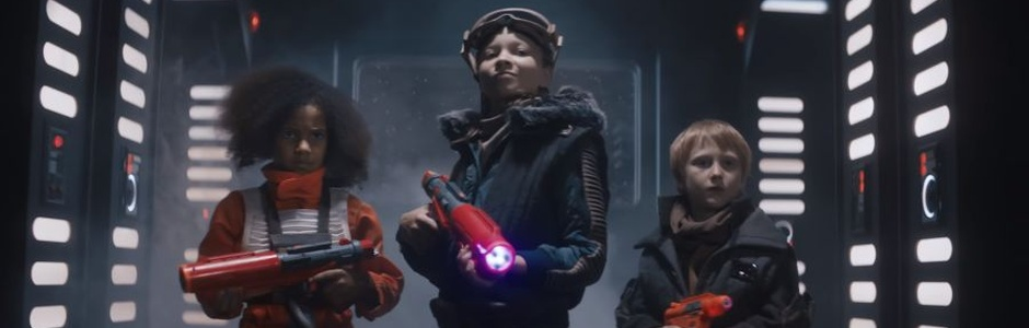 The Rebels Save Christmas in Duracell's Action-packed Star Wars Ad