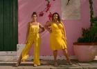 Violeta by Mango Dances to the Cuban Rhythm for 'I Am What I Am' Campaign