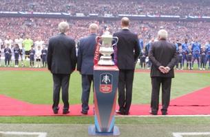 Director Ben Jones Follows the Chosen Mascots of the Emirates FA Cup Final