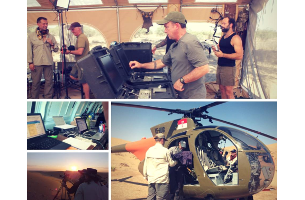 How to Keep Your Set Safe Whilst Filming in Namibia