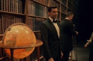 Hugh Jackman Takes Us Through Montblanc's History in Suave New Film