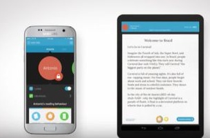 FCB Mexico & NZ Turn Tablet Time into Reading Time with 'ReadOn' App
