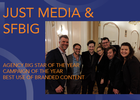 JUST Media Celebrated by SFBIG Awards