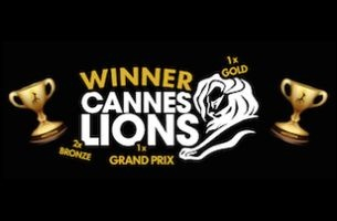 PRETTYBIRD Roars at Cannes Lions 2016