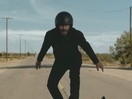 Keanu Reeves Surfs a Motorbike in Jonathan Glazer's Squarespace Super Bowl Ad