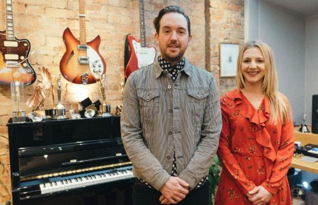 Producers Chloe Heatlie and Jacob Wheeler Join Adelphoi Music