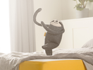 eve sleep's Bedroom Boogie Sloth Is an Ad Rating Hit