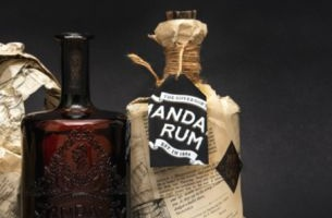 Brand Union Captures Rum's Colonial Mandalay Spirit for Heritage Spirits