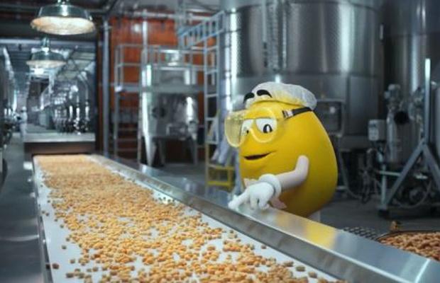 BBDO New York Picks the Perfect Peanut for M&M | LBBOnline
