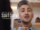 Men's Wearhouse Is Turning #TBTs into Donations with Queer Eye's Tan France