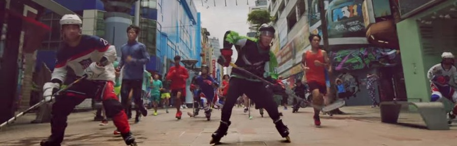 W+K Shanghai's Excellent New Nike Spot Is an Epic Show of Sportsmanship