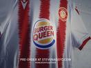 Burger King Becomes Burger Queen for Stevenage FC Women Sponsorship
