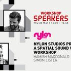 Nylon Studios Presents: A Spatial Sound VR Workshop at Adfest 2017