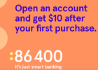 Australian Smart Bank 86 400 Launches 'It's Just Smart Banking' Brand Campaign via Bashful