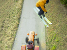 Lowe Chooses Freestyle Champion Candide Thovex To Illustrate Audi Quattro Technology in a Mind-Blowing Video