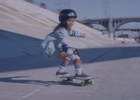 Nine-Year-Old Pro Skater Stars in Dream-like Film for Swedish Brand COM HEM