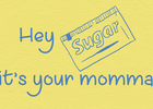 Mustache Agency Reminds You to Call Your Mum