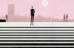 Not To Scale's Stylish Animation Reveals New Hugo Boss Fragrances
