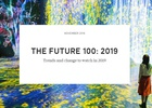 JWT Intelligence's Future 100 Looks Ahead to 2019