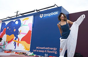 Dropbox and 72andSunny Los Angeles Staged Creative Activism Showcase
